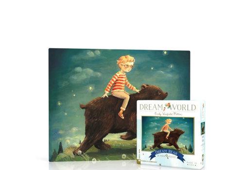 New York puzzle company New York puzzle company - dream bear mini (20 stukjes)