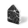 Zwitscherbox Zwitscherbox - vogelhuis relaxing - marble zwart wit
