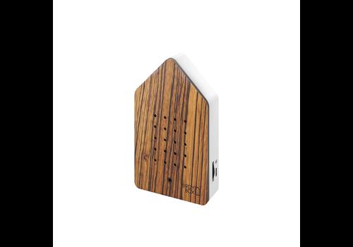 Zwitscherbox Zwitscherbox - birdybox - zebrano