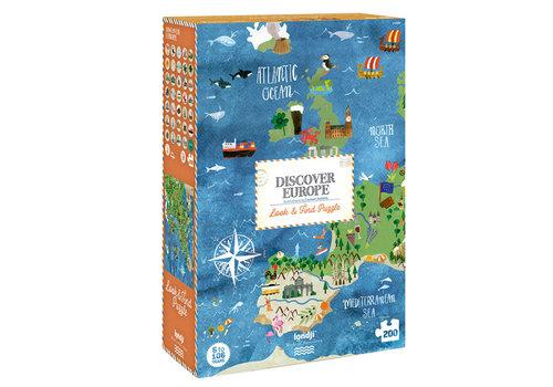 Londji Londji - puzzel - discover europe