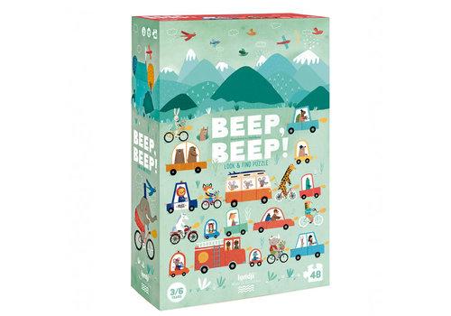 Londji Londji - puzzel - beep! Beep!