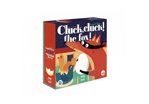 Londji Londji - spel - cluck, cluck! the fox!