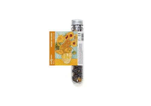 Londji Londji - micropuzzel - zonnebloemen
