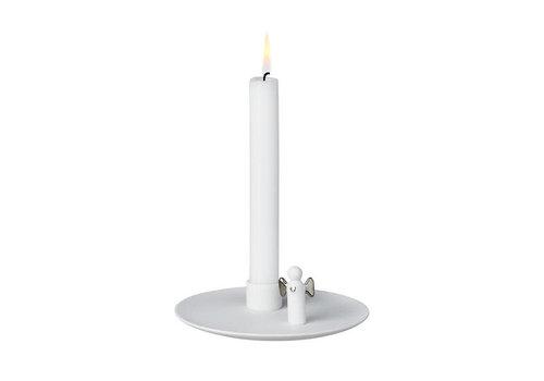 Räder Rader - angel's light kandelaar - silver