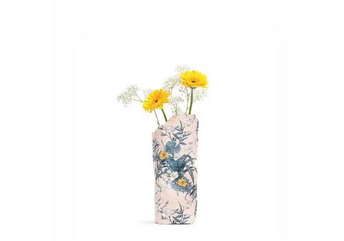 Pepe heykoop Pepe heykoop - vaas cover klein - pink flowers