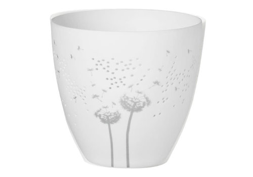 Räder Rader - poetry light dandelion - silver