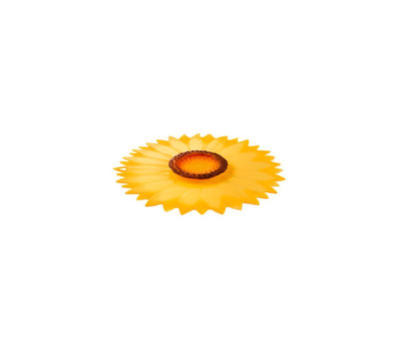 Charles Viancin - siliconen deksel - sunflower (15 cm.) (nieuw)