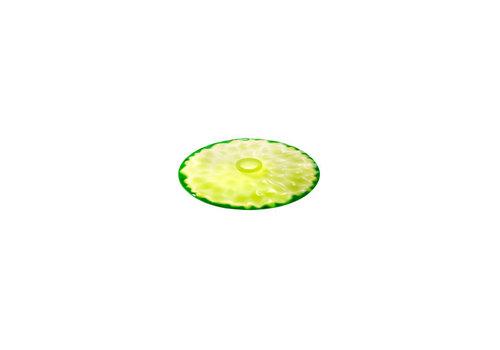 Charles Viancin Charles Viancin - siliconen deksel - lime (15 cm.) (nieuw)