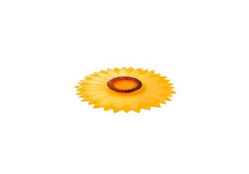 Charles Viancin Charles Viancin - siliconen deksel - sunflower (20 cm.) (nieuw)