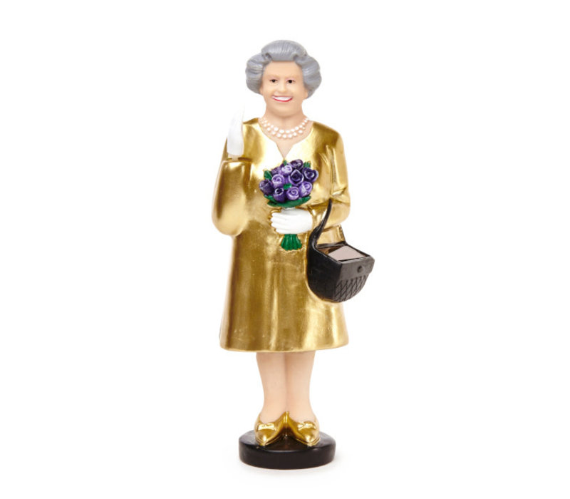 Kikkerland - solar queen - gold edition