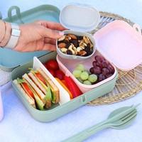 Koziol - lunchbox pascal L - organic pink