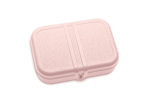 Koziol Koziol - lunchbox pascal L (met compartiment) - organic pink