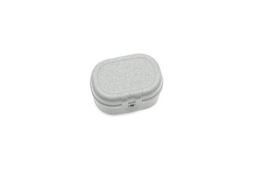 Koziol Koziol - lunchbox pascal mini - organic grey
