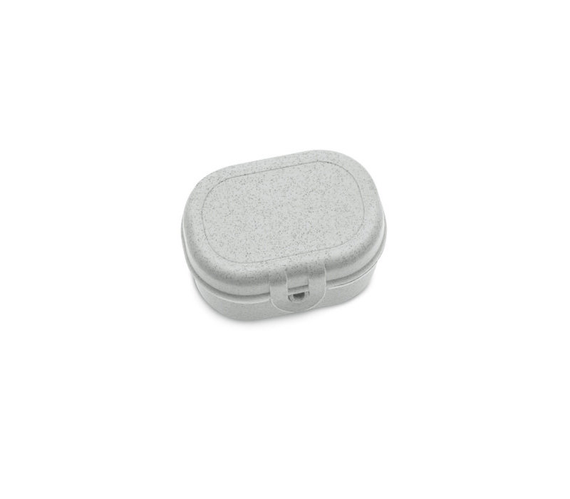 Koziol - lunchbox pascal mini - organic grey