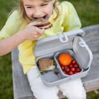 Koziol - lunchbox pascal S - organic grey