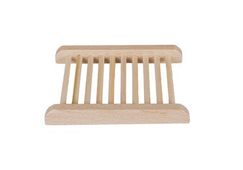 HappySoaps Happysoaps - zeephouder van hout