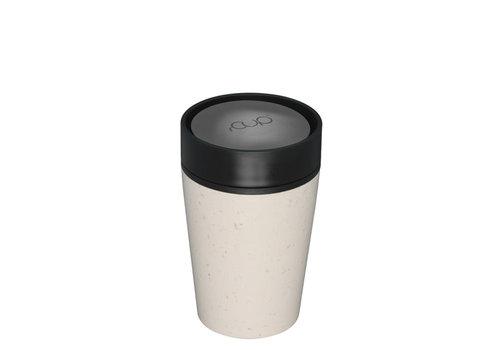 rCUP RCUP - beker 227ml - crème/zwart