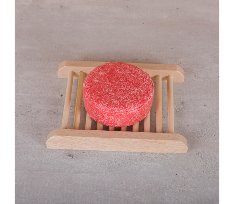 Happysoaps - shampoo bar - you re one in a melon (70g)