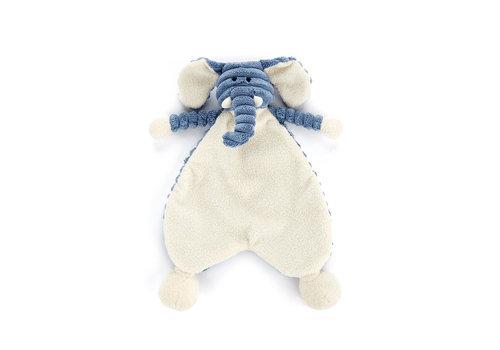 Jellycat Jellycat - cordy roy knuffeldoekje - olifant