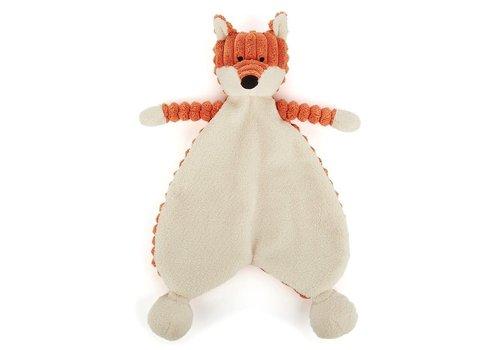 Jellycat Jellycat - cordy roy knuffeldoekje - vos