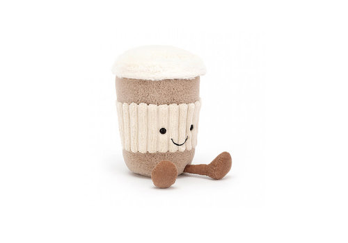 Jellycat Jellycat - amuseable coffee to-go - knuffel