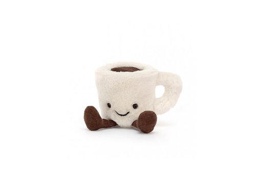 Jellycat Jellycat - amuseable espresso cup - knuffel