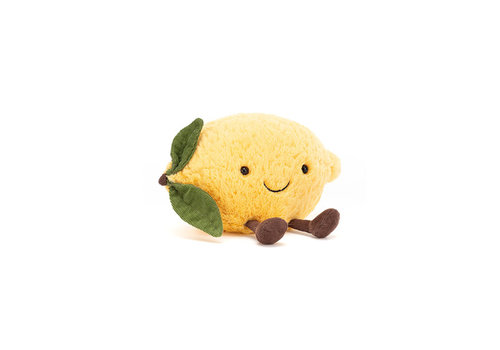Jellycat Jellycat - amuseable lemon (small) - knuffel