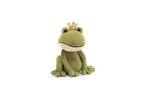 Jellycat Jellycat - dressed to impress frog prince felipe - knuffel