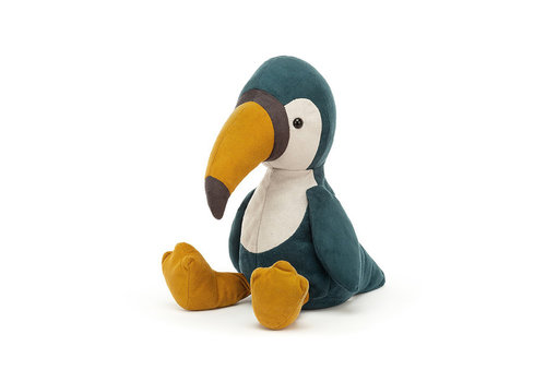 Jellycat Jellycat - colourful & quirky belby toucan - knuffel