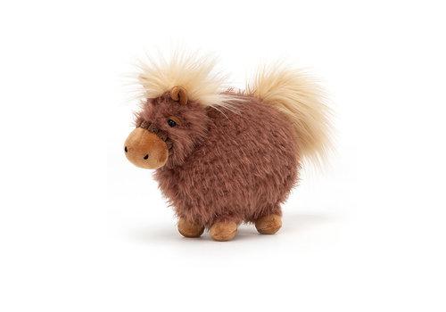 Jellycat Jellycat - little legs rolbie small - knuffel pony