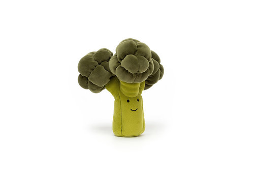 Jellycat Jellycat - vivacious vegetable - broccoli knuffel