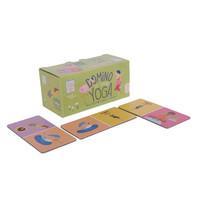 Yogi fun - domino