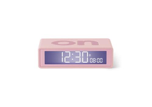 Lexon Lexon - flip+ rcc wekker - pink