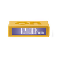 Lexon - flip+ rcc wekker - yellow
