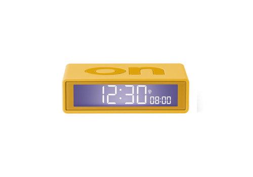 Lexon Lexon - flip+ rcc wekker - yellow