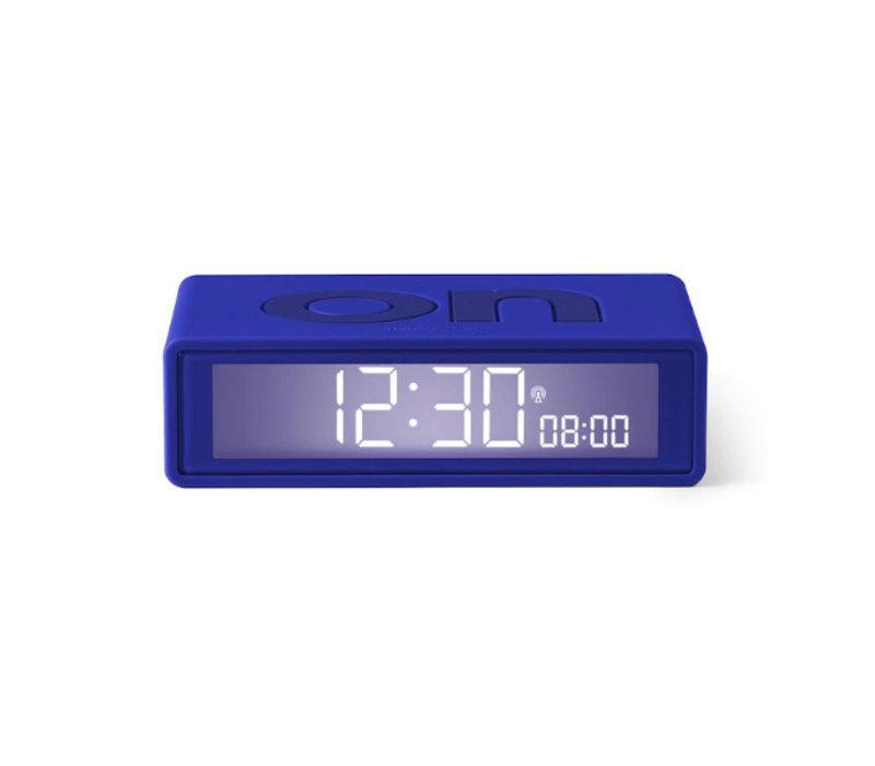 Lexon - flip+ rcc wekker - blue