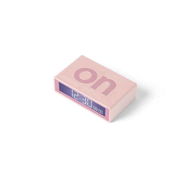 Lexon - flip+ reiswekker - pink