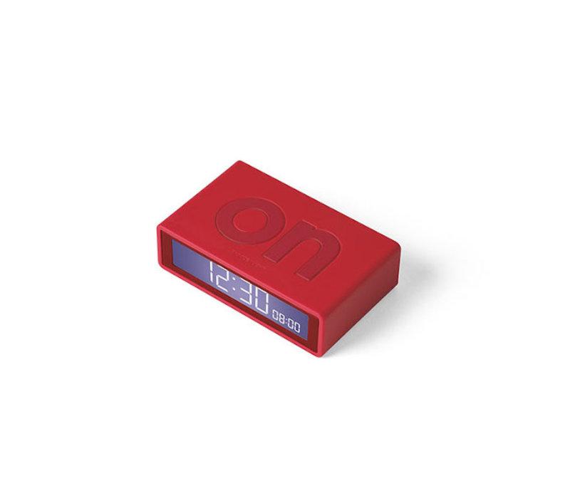 Lexon - flip+ reiswekker - red