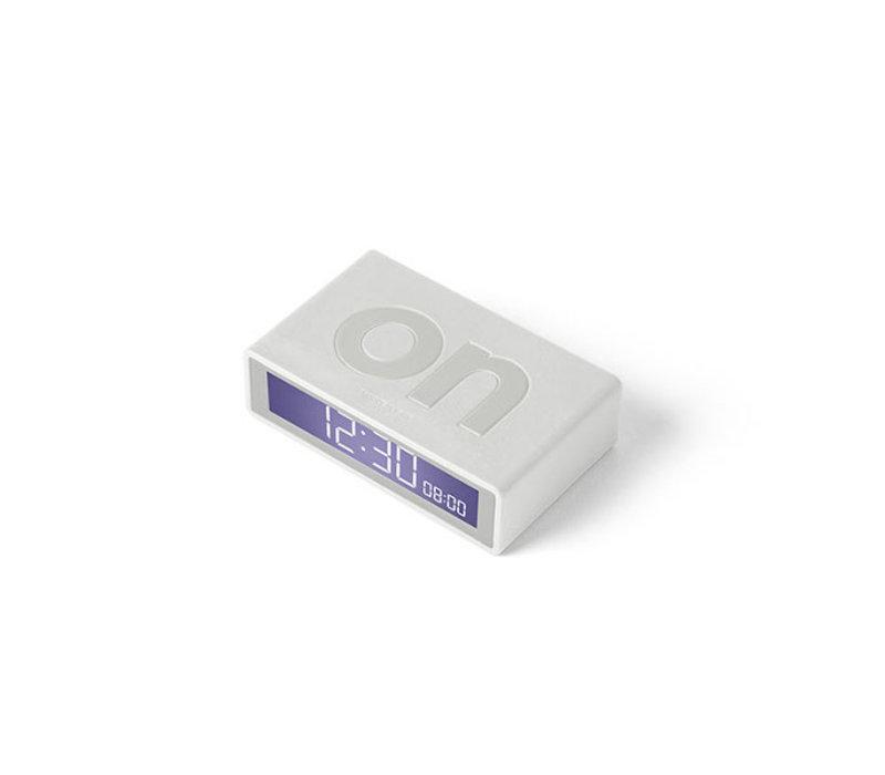 Lexon - flip+ reiswekker - white