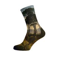 Painted amsterdam - sokken - voogd
