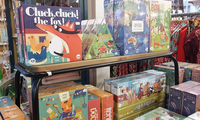 Londji | Puzzels en spellen met een twist
