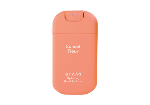 Haan hand sanitizer Haan -  hydrating hand sanitizer - sunset fleur