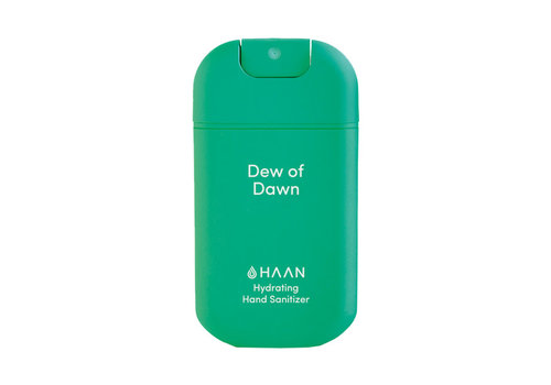 Haan hand sanitizer Haan -  hydrating hand sanitizer - dew of dawn