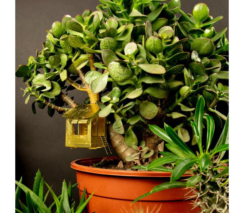 Botanopia - tiny treehouse