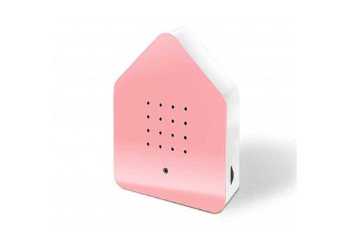 Zwitscherbox Zwitscherbox - vogelhuis relaxing - light pink