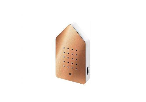Zwitscherbox Zwitscherbox - birdybox - rose gold