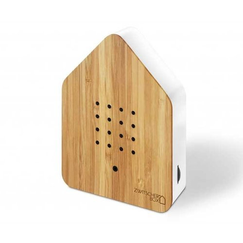 Zwitscherbox - vogelhuis relaxing - bamboe