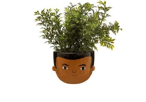 Sass & Belle Sass & Belle - mini planter - ezra