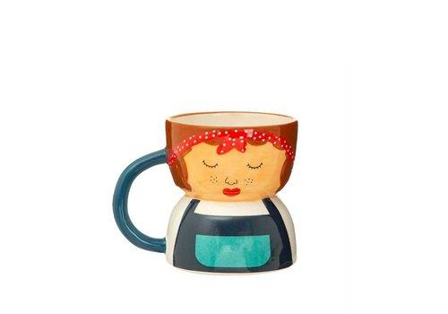 Sass & Belle Sass & Belle - mug - libby