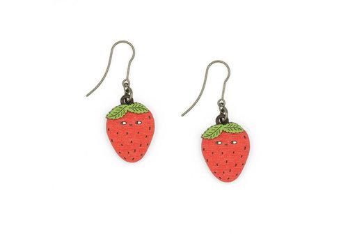 Materia Rica Materia Rica - oorbellen veggies - mrs. Berry